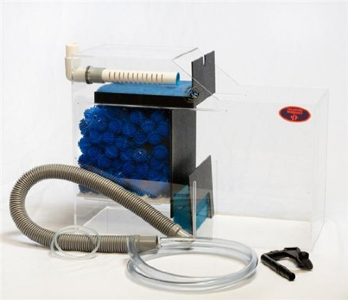 trickle filter for freshwater or saltwater tanks