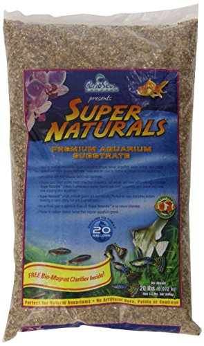 substrate for fish tank